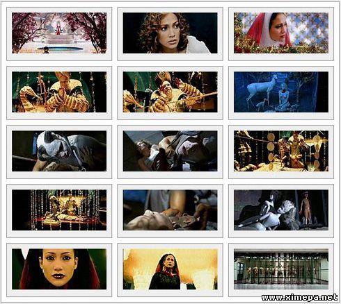 """кадры с клипа Король и Шут """"Воспоминание о былой любви"""""""