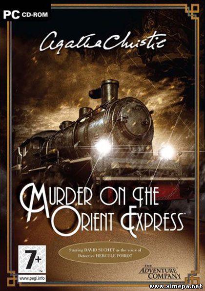 Скачать игру Agatha Christie: Murder On the Orient Express бесплатно торрент