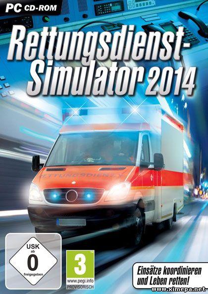 Скачать игру Rettungsdienst - Simulator 2014 торрент бесплатно