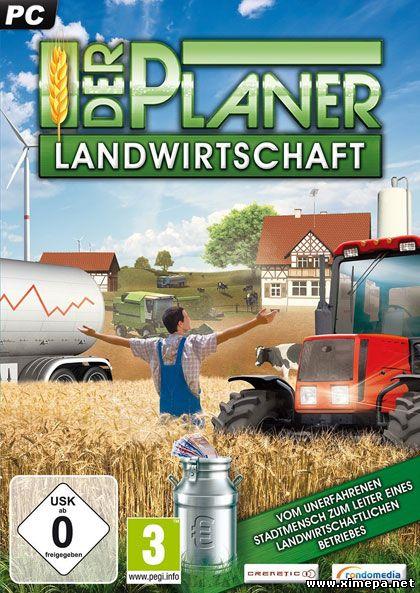 Скачать игру Der Planer: Landwirtschaft торрент бесплатно