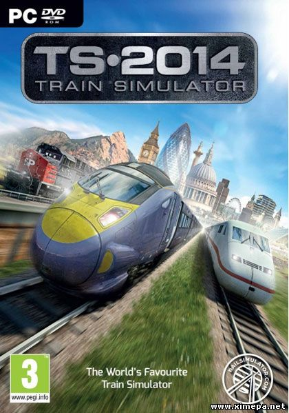 Скачать игру Train Simulator 2014 торрент бесплатно