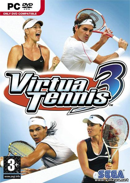 cкачать игру теннис: