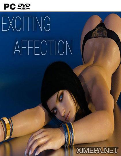 постер игры Anna Exciting Affection