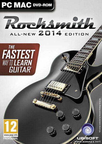Скачать игру Rocksmith 2014 торрент бесплатно