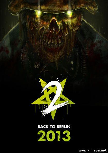 Скачать игру Sniper Elite: Nazi Zombie Army 2 торрент