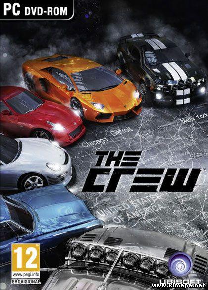 Анонс игры The Crew
