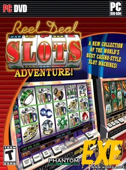 Скачать Reel Deal Slots American Adventure торрент
