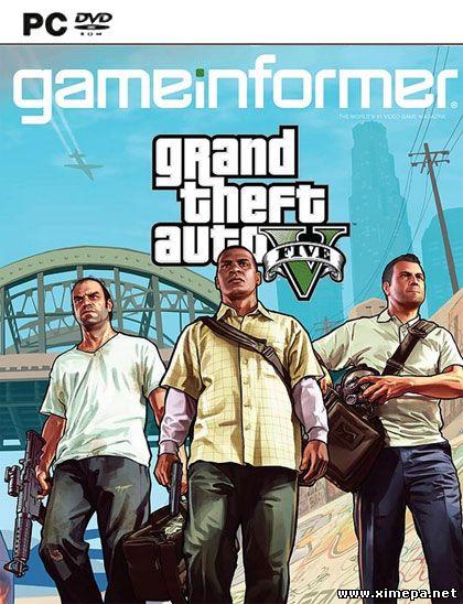 Анонс игры Анонс игры GTA 5 / Grand Theft Auto V (2014)