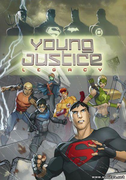Скачать игру Young Justice: Legacy торрент