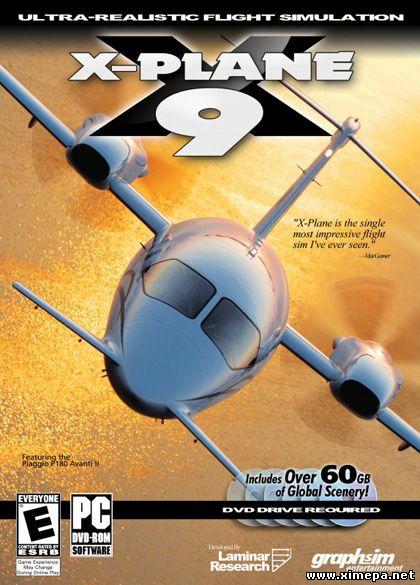 Скачать игру X-Plane 9: Зов неба торрент бесплатно