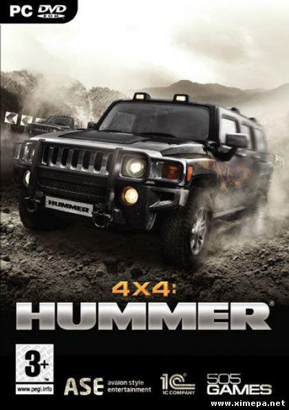 Скачать игру Полный привод 2: HUMMER бесплатно торрент