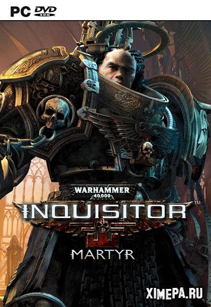 постер игры Warhammer 40,000: Inquisitor - Martyr