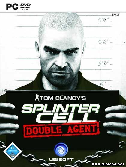 Скачать игру Tom Clancy`s Splinter Cell: Double Agent бесплатно торрент