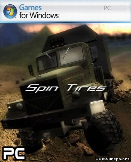 Скачать игру Spin Tires Level Up - Autumn торрент