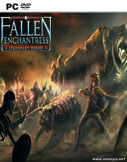 Screens Zimmer 1 angezeig: fallen enchantress legendary heroes trainer