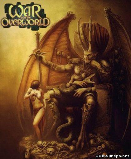 Скачать игру War for the Overworld торрент бесплатно