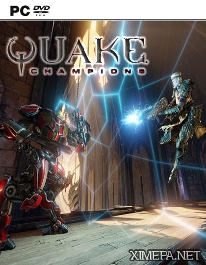 постер игры Quake Champions