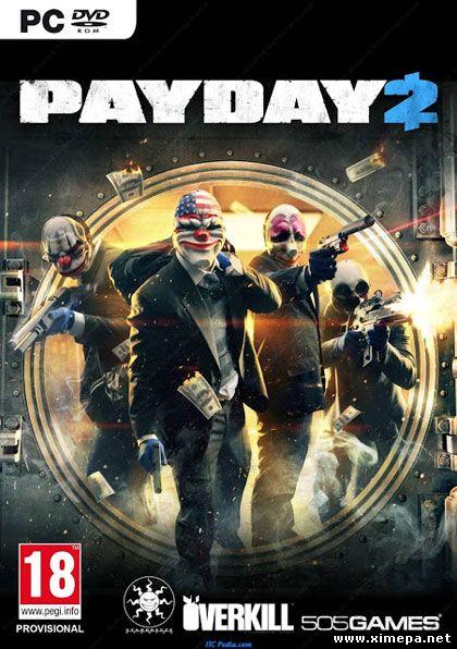 Скачать игру PayDay 2 Career Criminal Edition торрент бесплатно