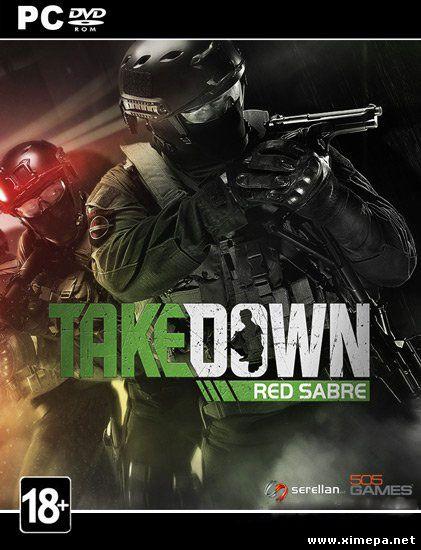 Скачать игру Takedown: Red Sabre торрент бесплатно