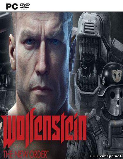 Скачать игру Wolfenstein: The New Order торрент бесплатно