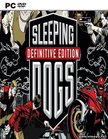 Скачать игру Sleeping Dogs: Definitive Edition торрент