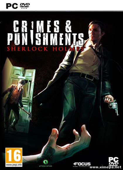 Скачать Sherlock Holmes: Crimes and Punishments торрент