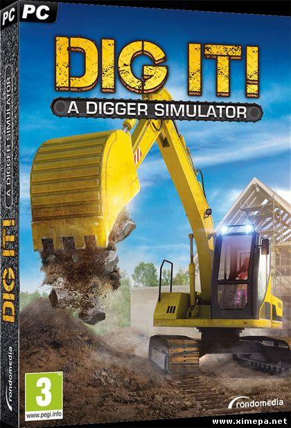Скачать игру DIG IT! - A Digger Simulator торрент бесплатно