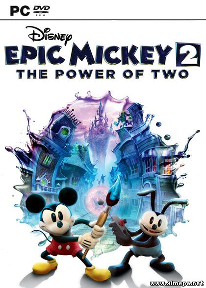 Скачать игру Disney Epic Mickey 2: The Power of Two торрент