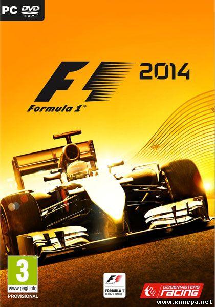 Скачать игру F1 2014 торрент бесплатно