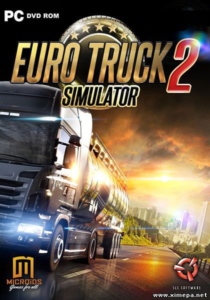 Скачать игру Euro Truck Simulator 0 торрент бесплатно