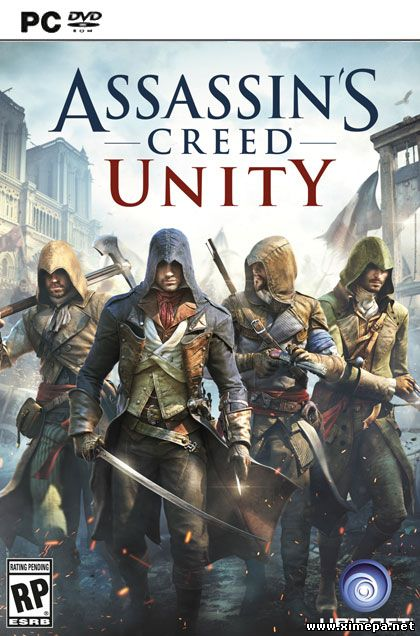 Скачать игру Assassin's Creed Unity - Gold Edition торрент