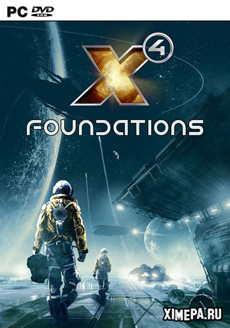 постер игры X4: Foundations