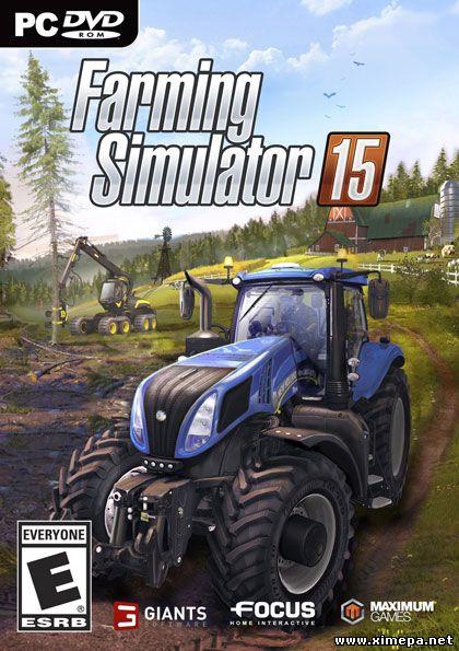 Скачать игру Farming Simulator 15 торрент бесплатно