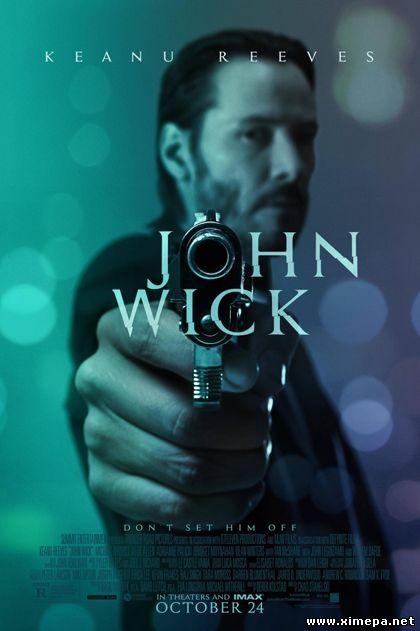 Смотреть трейлер Джон Уик (2015) онлайн