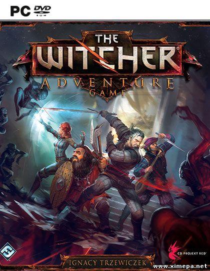Скачать игру The Witcher Adventure Game торрент