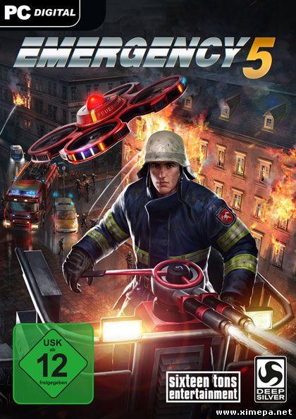 Скачать игру Emergency 5 торрент бесплатно