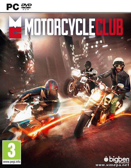 Скачать игру Motorcycle Club торрент бесплатно