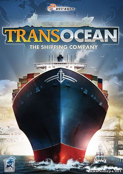 Скачать игру TransOcean - The Shipping Company торрент