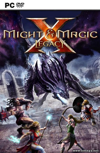 Скачать игру Might And Magic X Legacy - Digital Deluxe Edition торрент