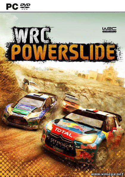 Скачать игру WRC Powerslide торрент бесплатно