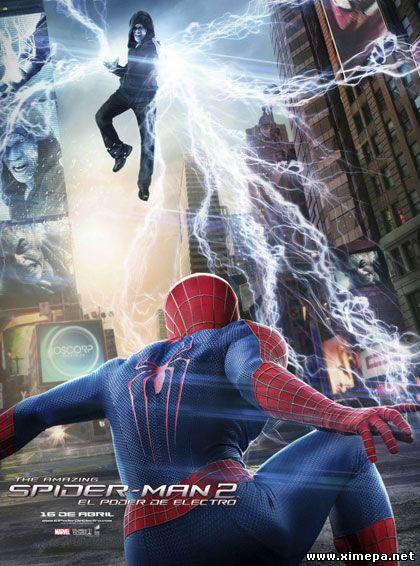 Смотреть трейлер Новый Человек-паук: Высокое напряжение онлайн
