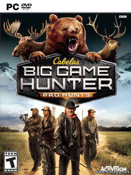 Скачать игру Cabela's Big Game Hunter: Pro Hunts торрент