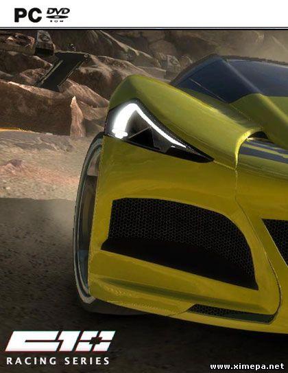Скачать игру Calibre 10 Racing Series торрент бесплатно