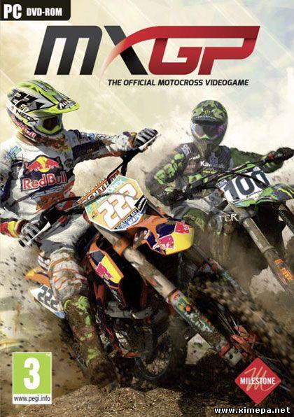 Скачать игру MXGP - The Official Motocross Videogame торрент бесплатно
