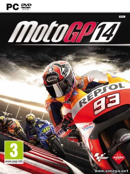 Скачать игру MotoGP 14 торрент бесплатно