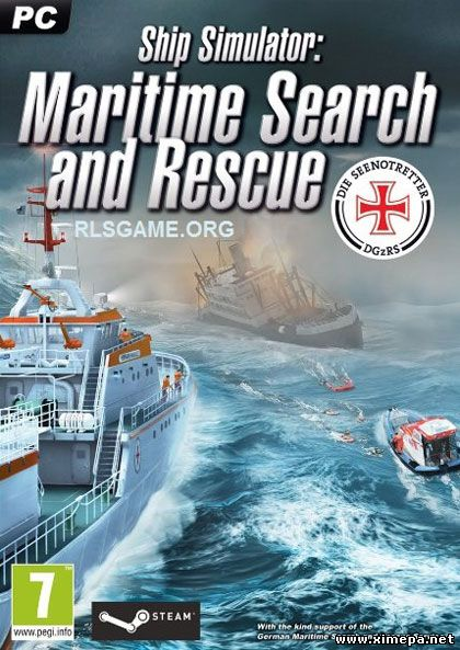 Скачать игру Ship Simulator: Maritime Search and Rescue торрент