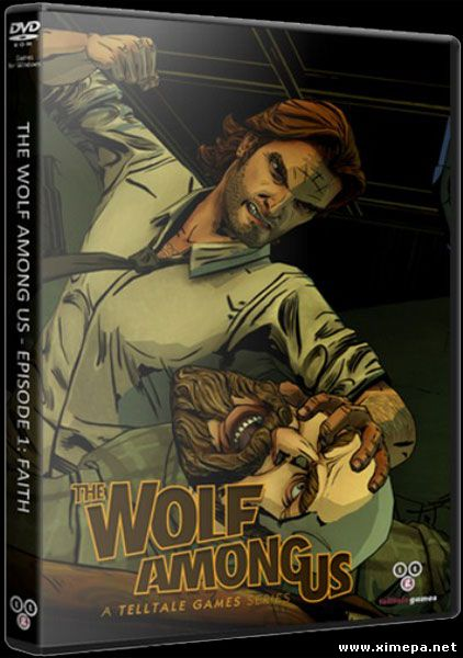 Скачать игру The Wolf Among Us: Episod 1-5 торрент