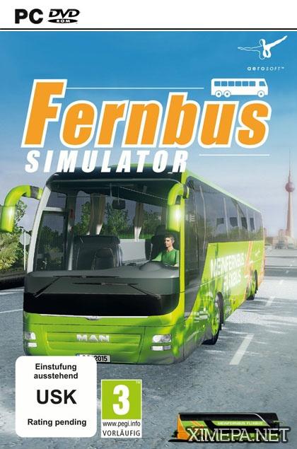постер игры Fernbus Simulator