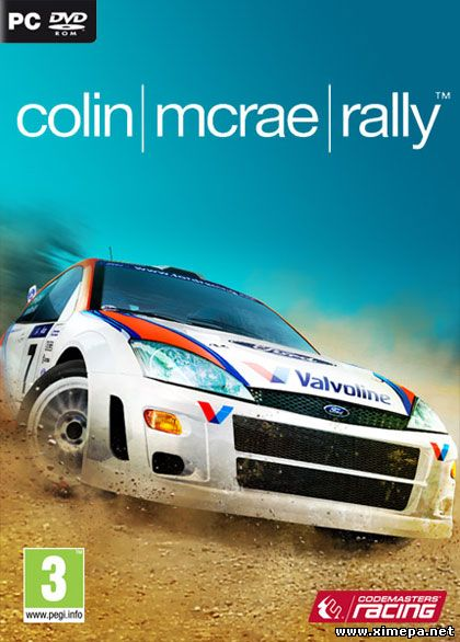 Скачать игру Colin McRae Rally Remastered торрент