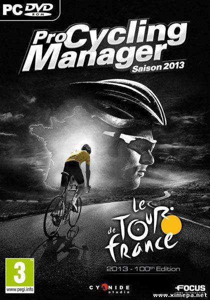 Скачать игру Pro Cycling Manager - Tour de France. Season 2013 торрент